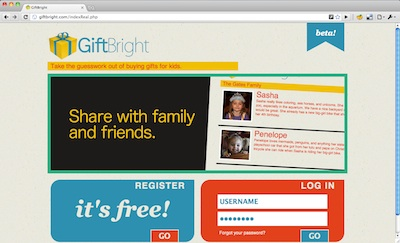 A service to take the guesswork out of buying gifts for kids.